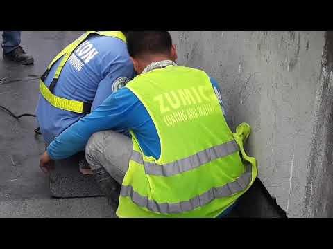 Waterproofing Contractor  Metro Manila  - Zumicon  www.zumicon.net