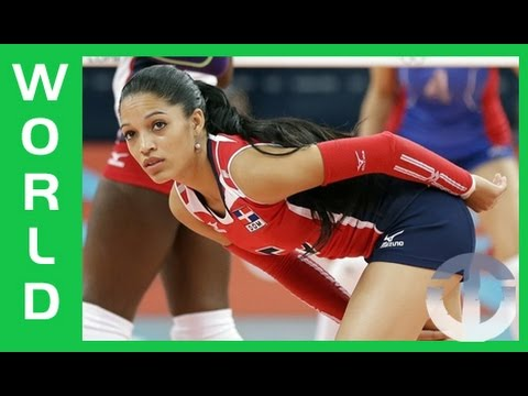 Dominican Women's Volleyball on Trans World Sport