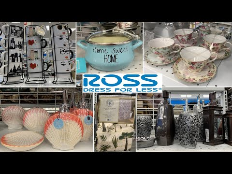 ross-kitchen-home-decor-*-bathroom-decoration-accessories-|-shop-with-me-2020(prerecorded)