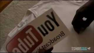 Iron-on T-shirt Transfer VS Heat Press Transfers (The easy way into the T-shirt business)