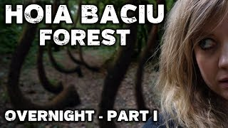 Overnight In World's Most Haunted Forest | Hoia Baciu Forest Romania - Part 1