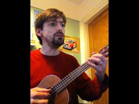 Manchild by Eels - Ukulele Cover
