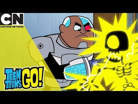 Teen Titans Go! | The Hive Got Talent | Cartoon Network UK