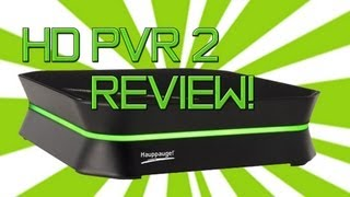 Hauppauge HD PVR 2 Product Review