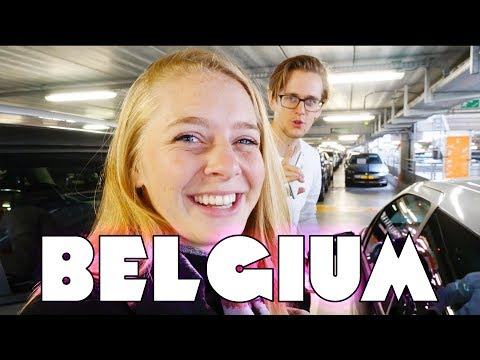 Renting A Car In Belgium!