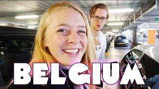 Renting a car in Belgium!