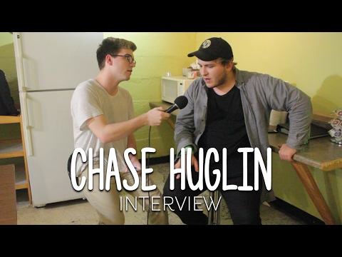 Interview: CHASE HUGLIN on touring & releasing YOU DESERVE AN ISLAND