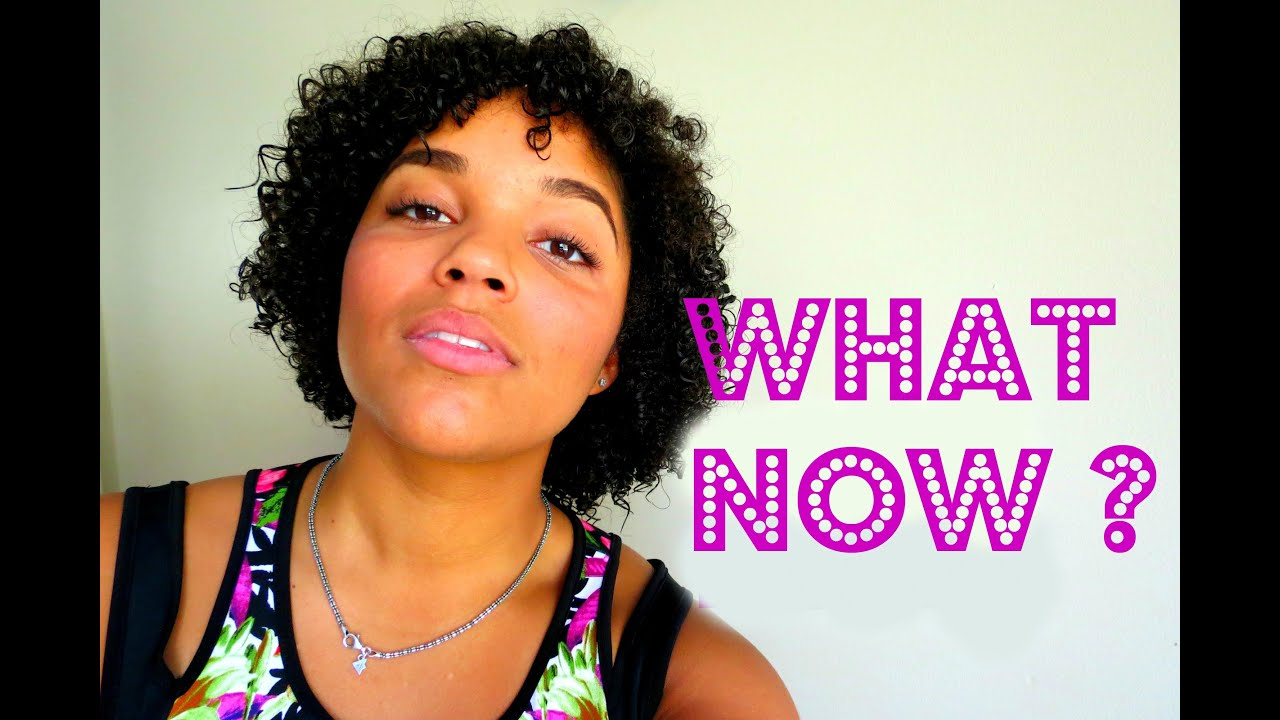 3 post big chop hairstyles - youtube