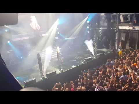 Big Sean - Dance (A$$) Remix ft. Nicki Minaj. CO2 jets by  EventStarts!