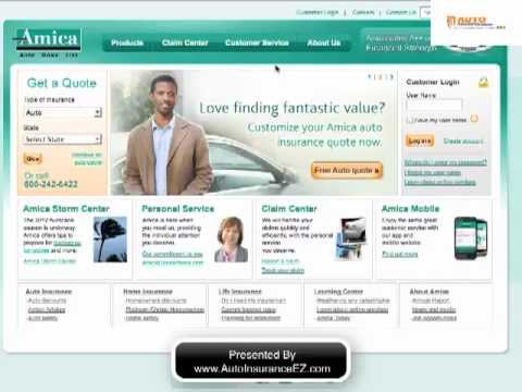 Amica Insurance Company Review Free Quotes Pricing Info Magnificent Amica Auto Insurance Quote