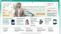 Amica Insurance Company Review - Free Quotes, Pricing Info, Discounts