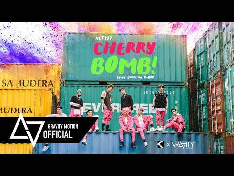 "NCT127 - ""CHERRY BOMB"" M/V Cover Dance by K-BOY From Thailand"