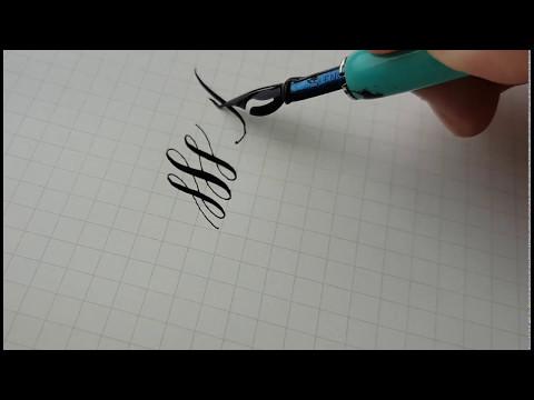 Manuscript Modern Calligraphy Set