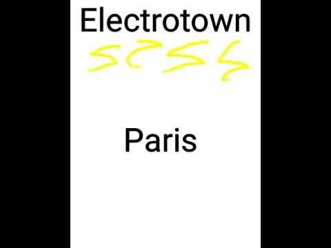 Electrotown - Paris