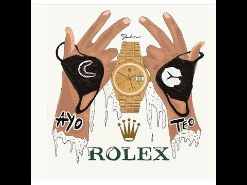 Ayo & Teo - Rolex (clean lyric video)