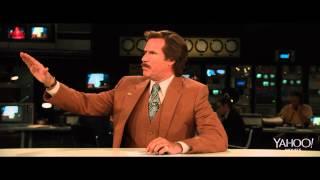 Anchorman 2 : the legend continues (2013) - green screen [hd]