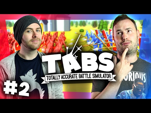 TABS With Sips #2 - T I G E R (Totally Accurate Battle Simulator)