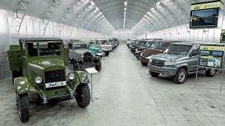 видео Как люди собирают ретро автомобили.А у нас они стая в производстве