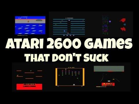 Atari 2600 Games That Don