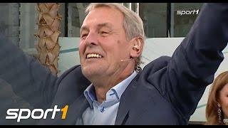 Wonti sagt Tschüss   SPORT1 DOPPELPASS