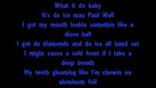 Nelly Ft. Paul Wall - Grillz Lyrics