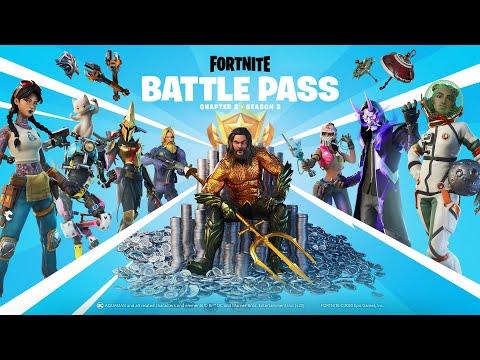 Fortnite Chapter 2 - Season 3 | Battle Pass Gameplay Trailer