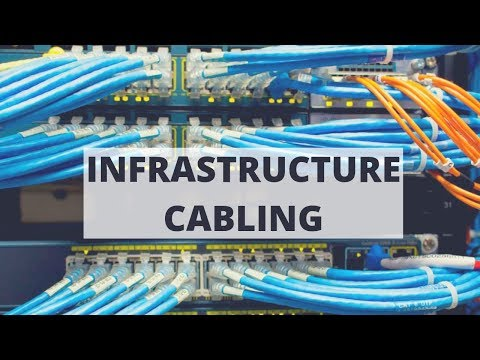 Infrastructure Cabling   Network Basics