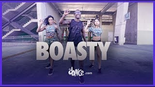 Boasty  - Wiley, Sean Paul, Stefflon Don ft. Idris Elba | FitDance Life (Choreography)