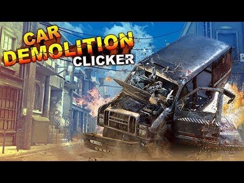 Car Demolition Clicker ★ GamePlay ★ Ultra Settings |