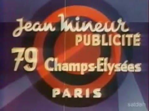 Publicité Jean Mineur