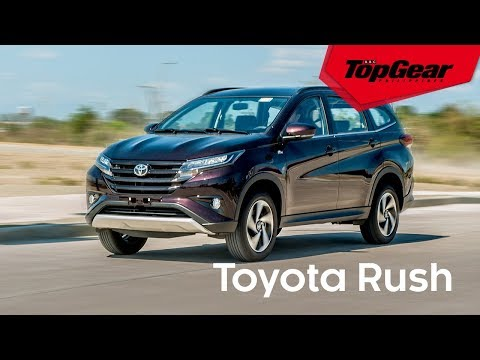 Toyota Rush 2018 is heating up the entry-level SUV game Mp3