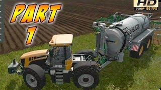 Managing Our First Farm! - Farming Simulator 17 Gameplay - PC 60fps Walkthrough