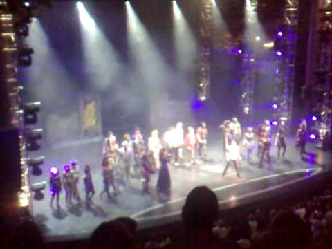 Brian May + We Will Rock You: Ben Elton Speech + The Show Must Go On