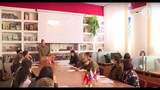 Добро пожаловать на филологический факультет ПГУ! / Утренний эфир