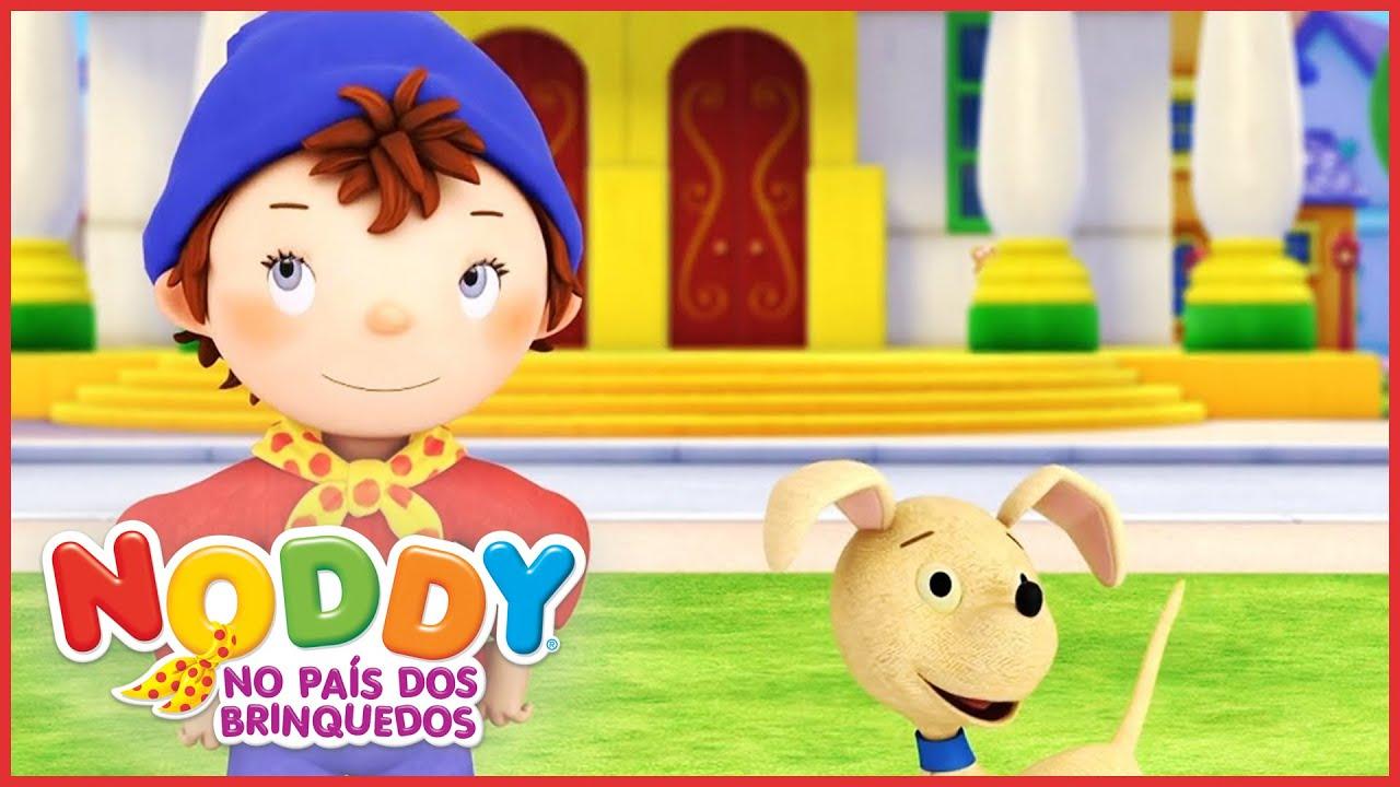 Noddy Em Portugues O Jogo Das Escondidas Desenhos Animados Episodio Completo Youtube