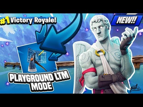 PLAYING PLAYGROUND MODE LTM LIVE!! TEAM ALBOE 1 V 1