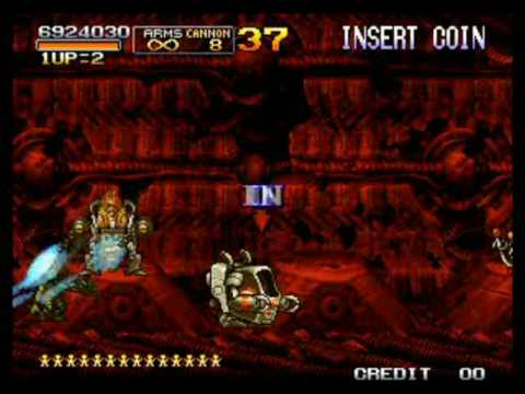 Metal Slug 3 (Expert) Final Mission Complete! 4/4 (Boss)