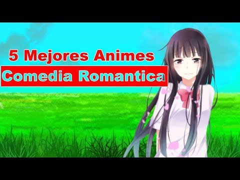 5 MEJORES animes COMEDIA ROMANCE | deadlyfree