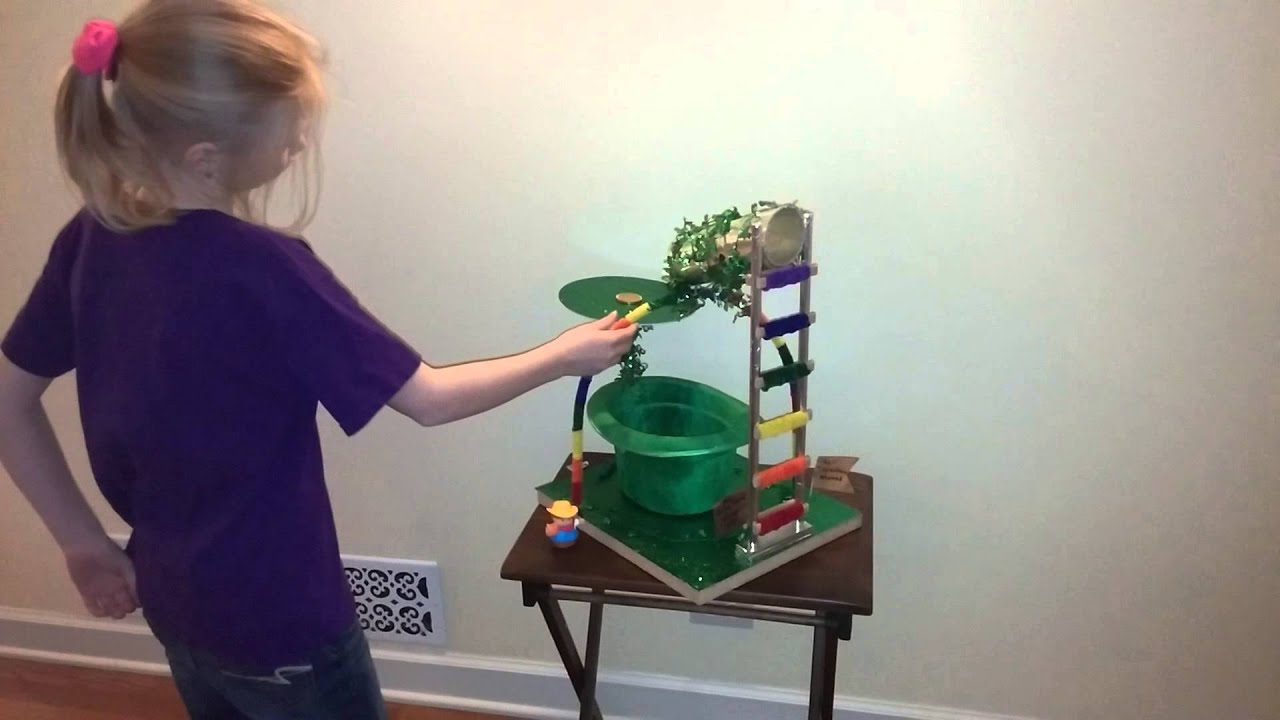 leprechaun trap project How to make a leprechaun trap - this is a fun and easy way to make a leprechaun trap using a tissue box and chalkboard paint it will speed up the project.