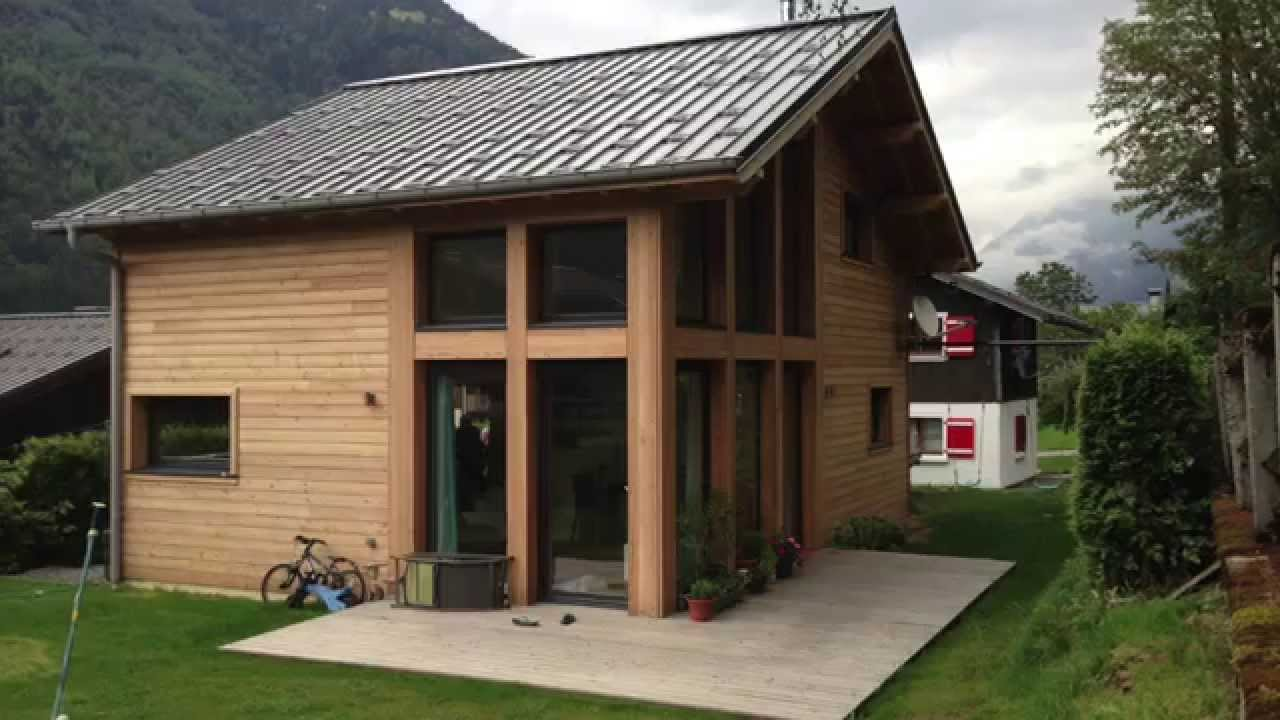 easy way to build a wooden house youtube