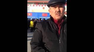 Кыргзыстан: Экспресс перевозки из Китая