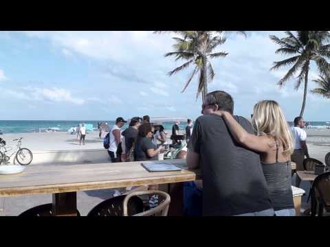The Riptide Oceanfront Hotel, Tiki Bar & Restaurant - Hollywood Beach