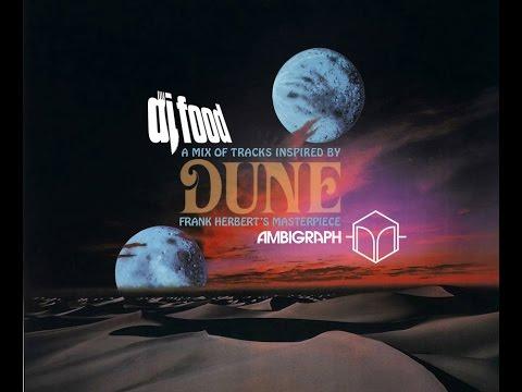DJ Food meets Ambigraph   'Dune' HD