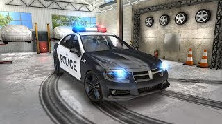 Police Drift Car Driving Simulator (Android - iOS)