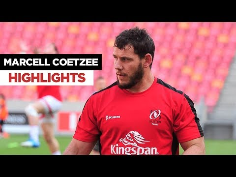 Individual highlights   Marcell Coetzee v Southern Kings