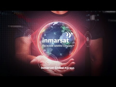 Inmarsat Global Xpress - changing the future of maritime