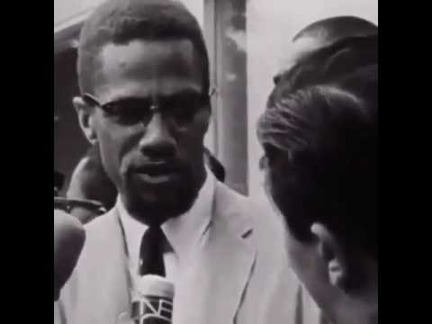 Malcolm X – Inspirational VIDEO