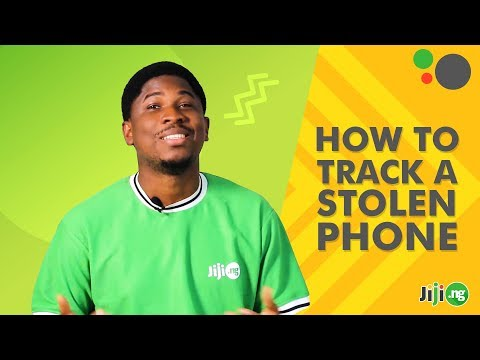 How To Track A Stolen Phone In Nigeria