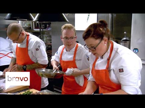 Top Chef: Extreme Cooking (Season 14, Episode 2) | Bravo