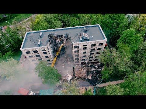 Пятиэтажная Россия. Большое расследование РБК про реновацию